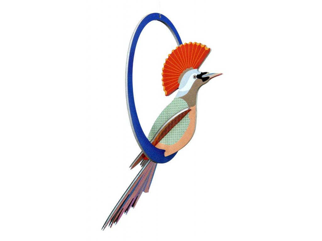 swinging crowned obi