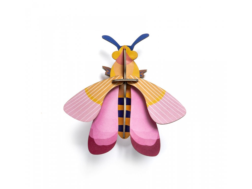 Pink Bee 1