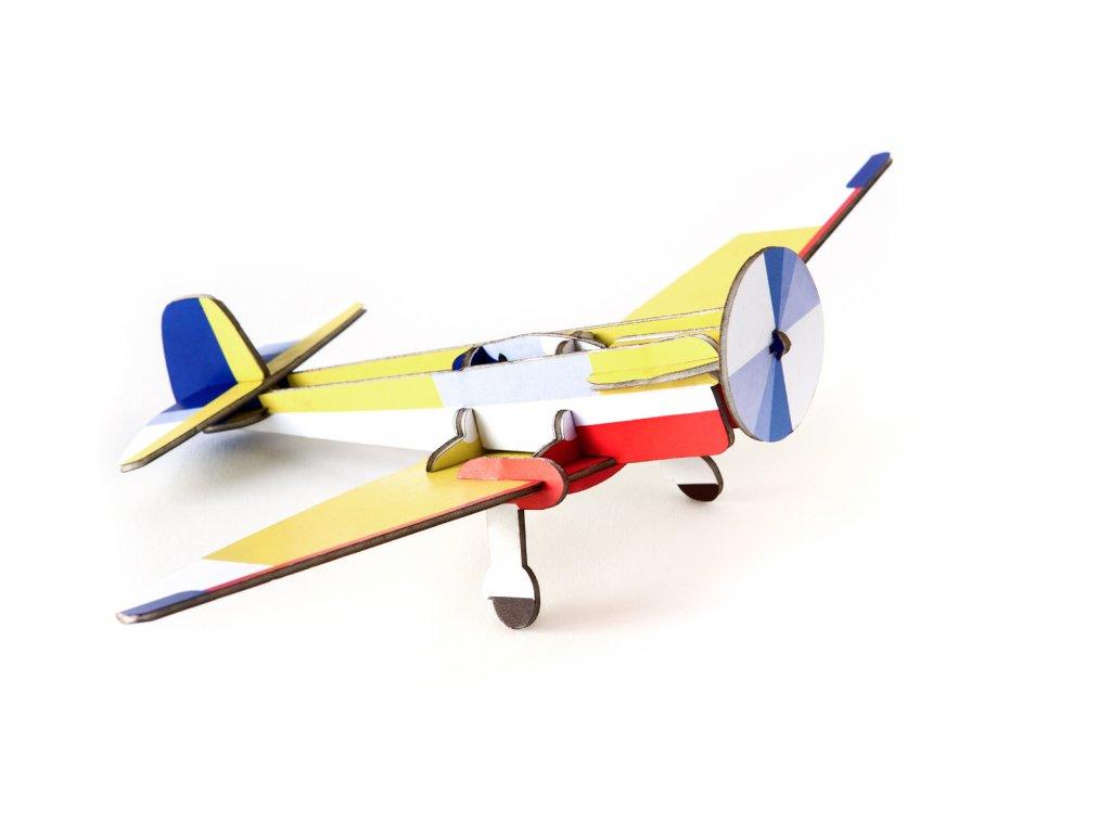 cool classic plane aiglon