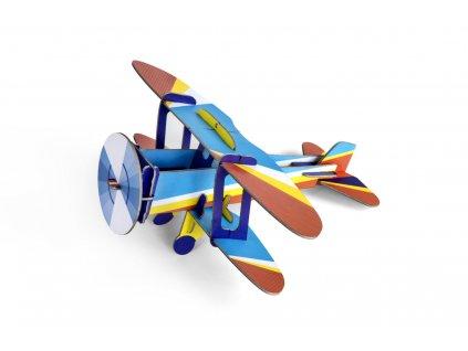 cool classic biplane 2