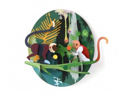 jungle monkeys