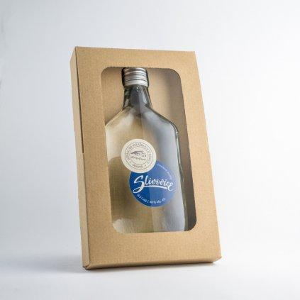 Slivovice 0,5l v dárkovém balení
