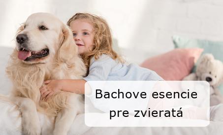 Bachove esencie pre zvieratá