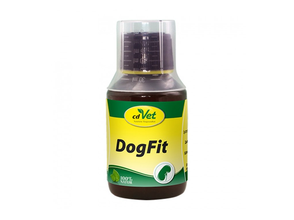 cdvet regenerator organismu dog fit original