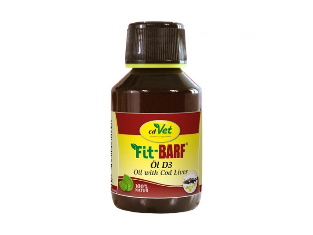 cdvet fit barf olej d3 original