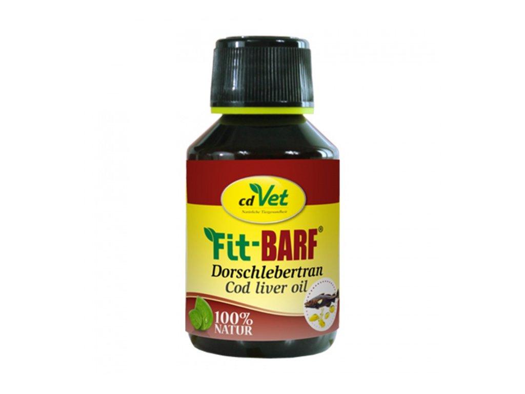 cdvet fit barf olej z trescich jater original