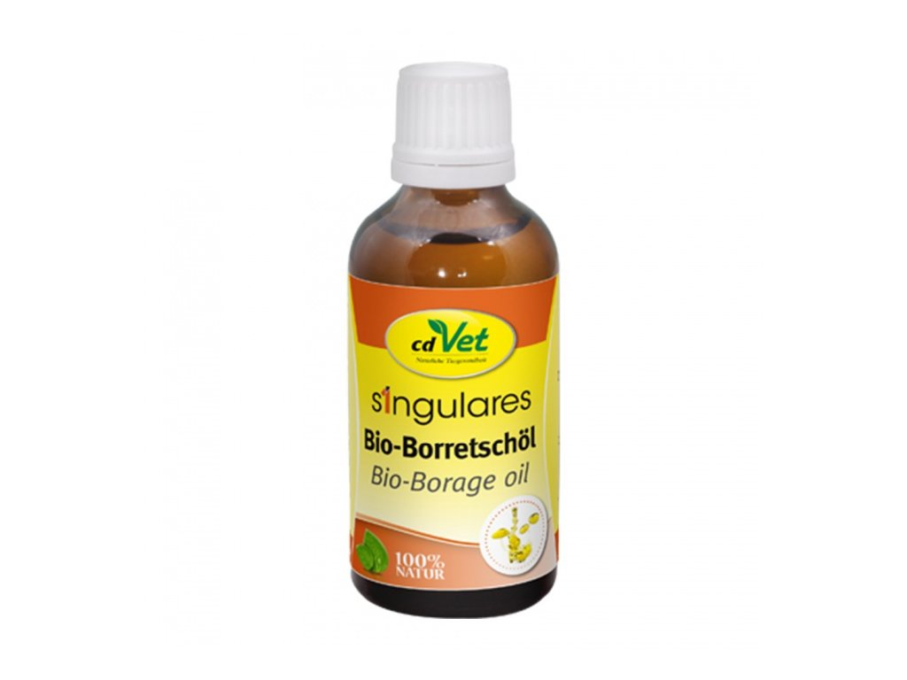 cdvet bio brutnakovy olej 50ml original