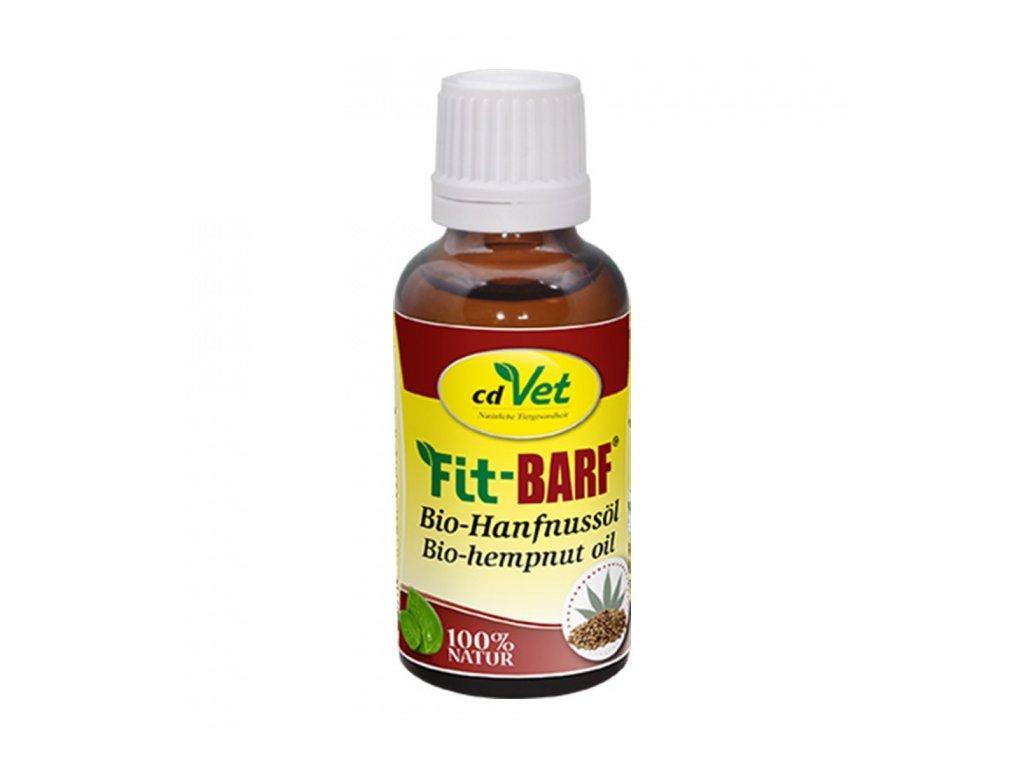 cdvet fit barf bio konopny olej original