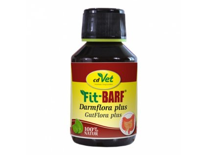 cdvet fit barf strevni flora plus original
