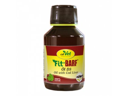 cdvet fit barf olej d3 original