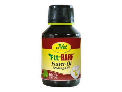 cdvet fit barf lneny krmny olej original