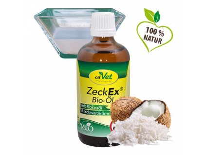 kokosovy olej proti kliestom cdvet