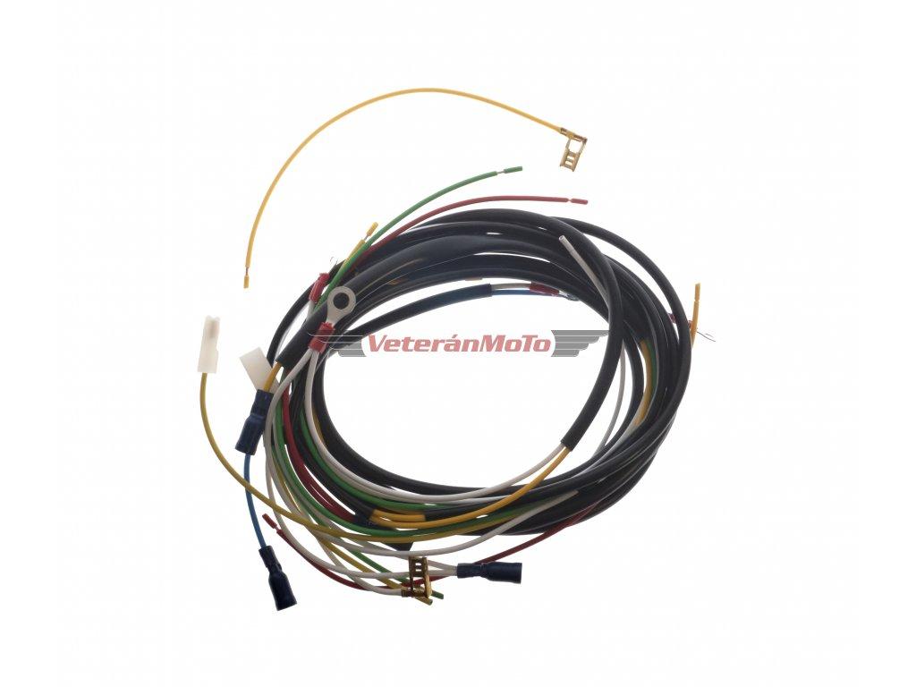Elektroinstalace / kabeláž kompletní BABETTA / BABETA 210