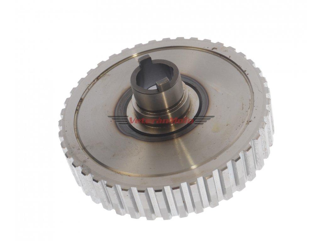Řadící buben ocelový ozubený BABETTA / BABETA 210, 225