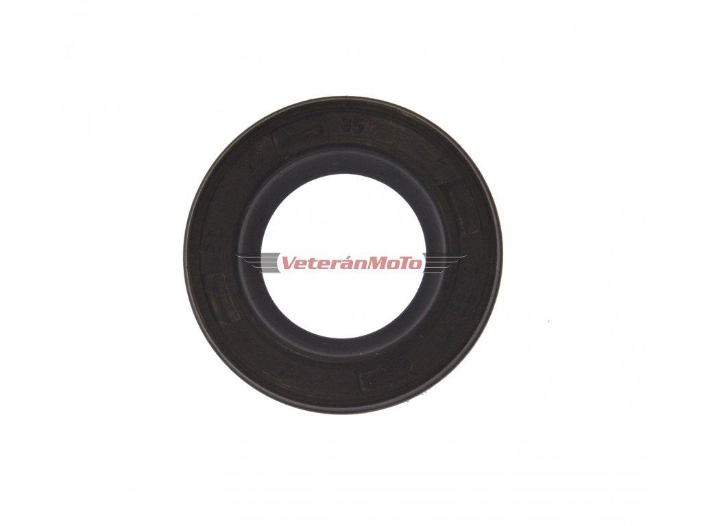 Gufero (hřídelový těsnící kroužek, simmerring, simering, simerink) NBR 20x35x7