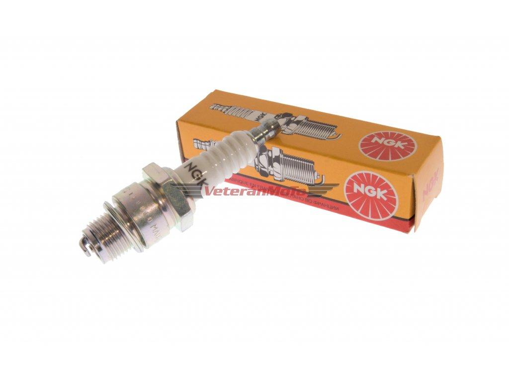 Zapalovací svíčka NGK B8HS JAWA 350/638, 639, 640, SIMSON