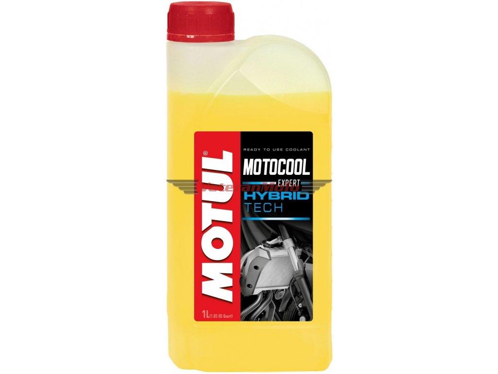 Chladící kapalina MOTOCOOL EXPERT připravena k použití, teplota:-37/135°C 1l