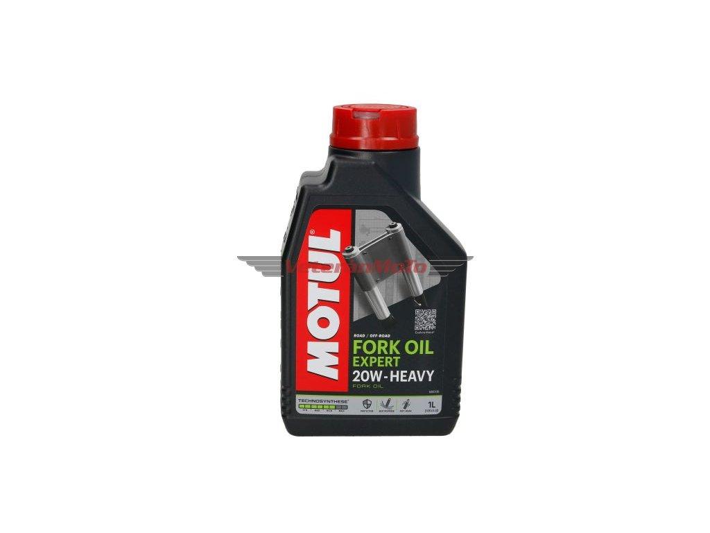 Olej do tlumičů Motul Fork Oil Expert SAE 20W 1l