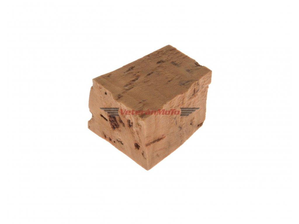 Korek slouží k překorkování starší spojkové lamely JAWA 50 PIONÝR 05, 20, 21, 23