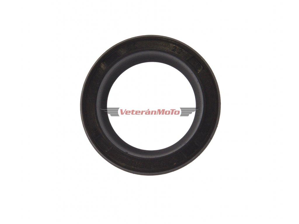 Gufero (hřídelový těsnící kroužek, simmerring, simering, simerink) NBR 22x32x7