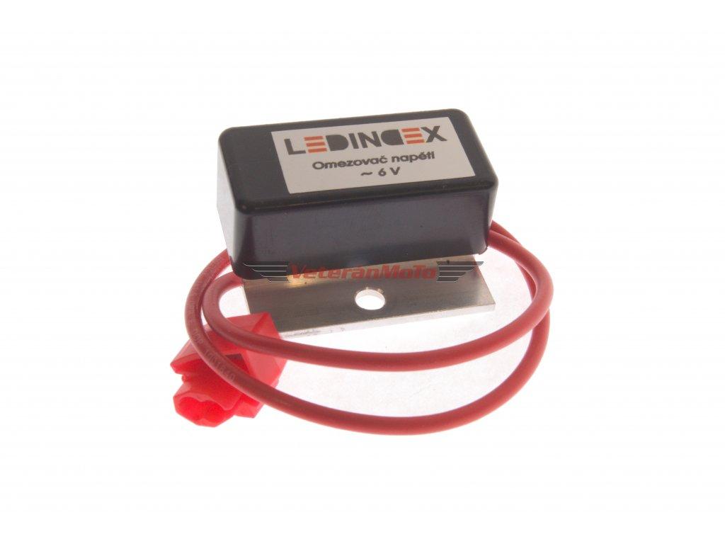 Omezovač napětí / stabilizátor 6V BABETTA