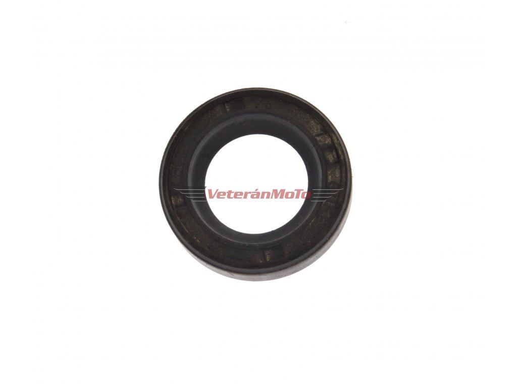 Gufero (hřídelový těsnící kroužek, simmerring, simering, simerink) NBR 17x28x7