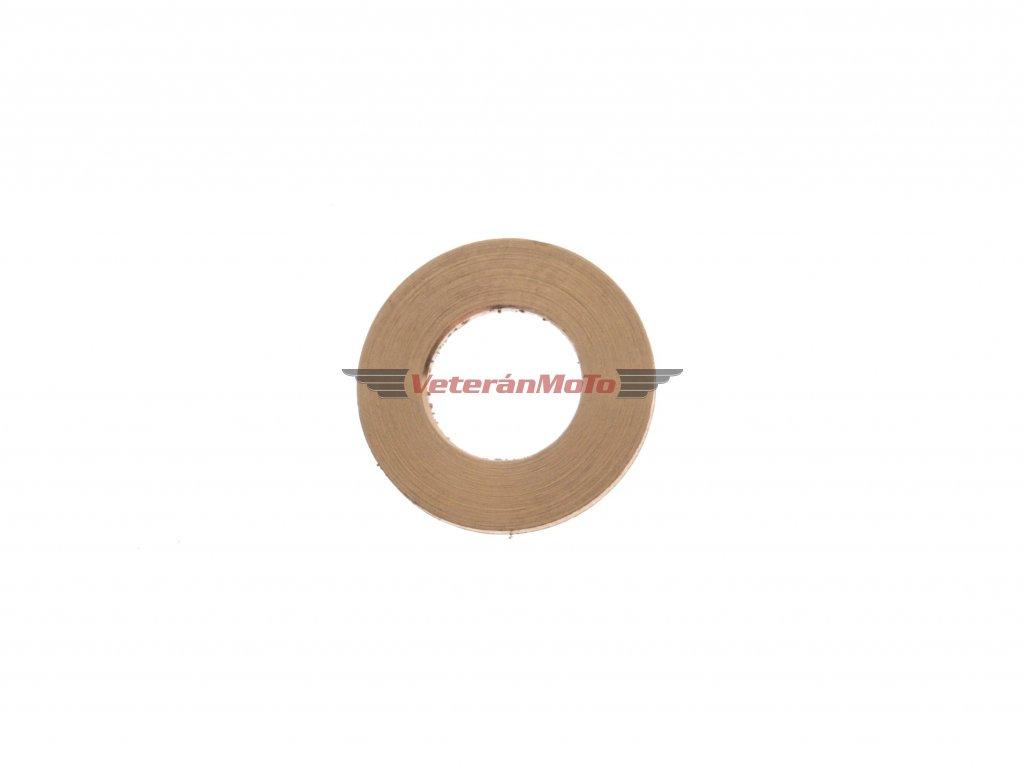 Podložka mosazná startovacího bubnu rozběhových čelistí d=5 BABETTA / BABETA 210, 225