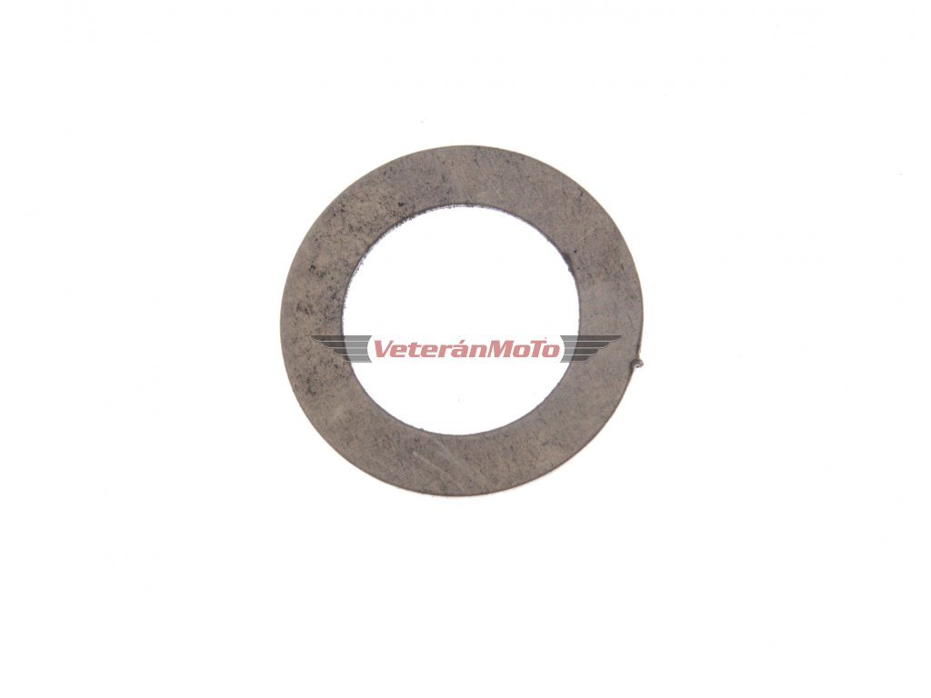 Podložka hřídele předlohy mezi segerovku a pouzdro skříně motoru BABETTA / BABETA 210, 225
