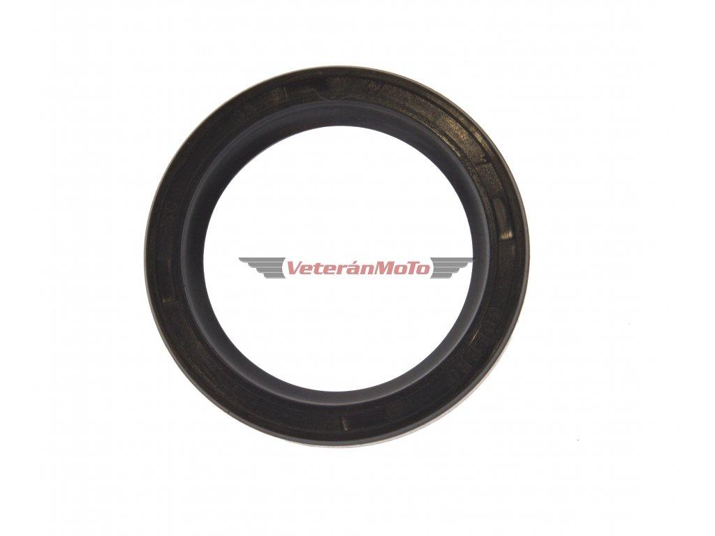 Gufero (hřídelový těsnící kroužek, simmerring, simering, simerink) NBR 35x47x7