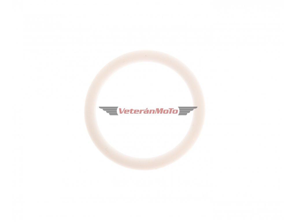 Těsnící O kroužek / Okroužek 19x15 unašeče řadících čelistí - silikon BABETTA / BABETA 210, 225