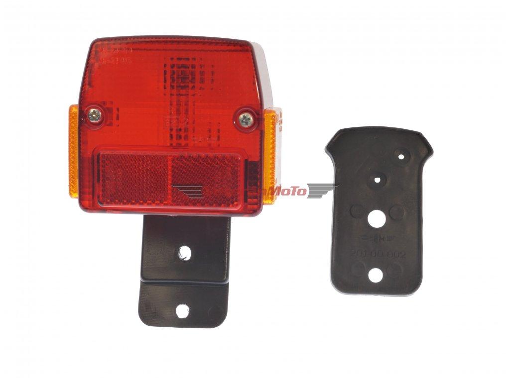 Zadní světlo / svítilna s držákem BABETTA / BABETA 210, 225