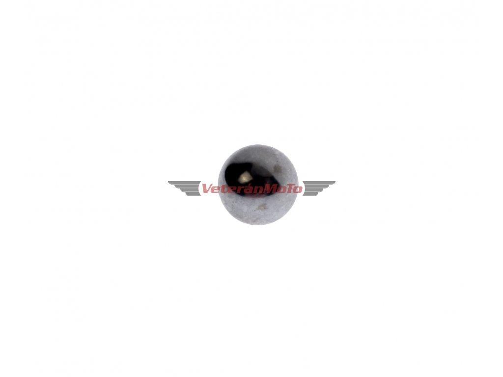 Kulička misky řízení / tyčky spojky 6,35mm JAWA, ČZ