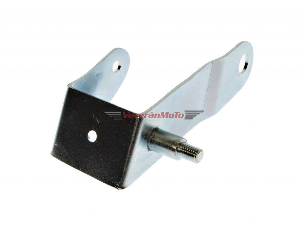 Držák brzdové páky zadní  / rozpěrka pravá JAWA 50 PIONÝR 550