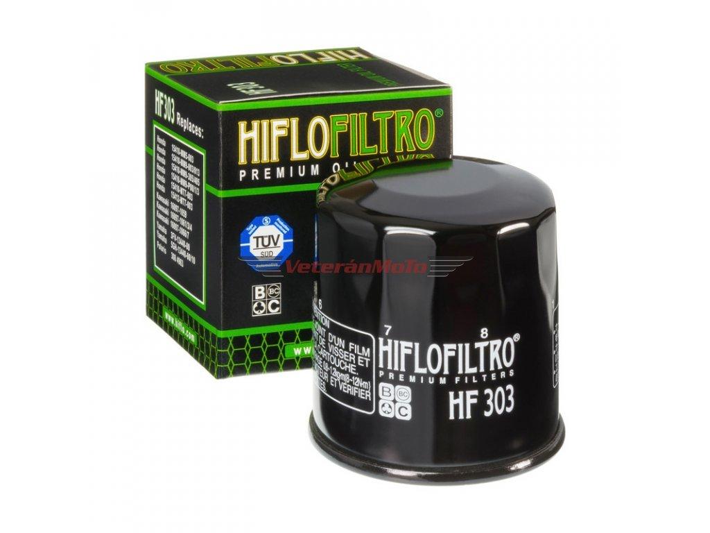 Olejový filtrHIFLOFILTRO HF 303