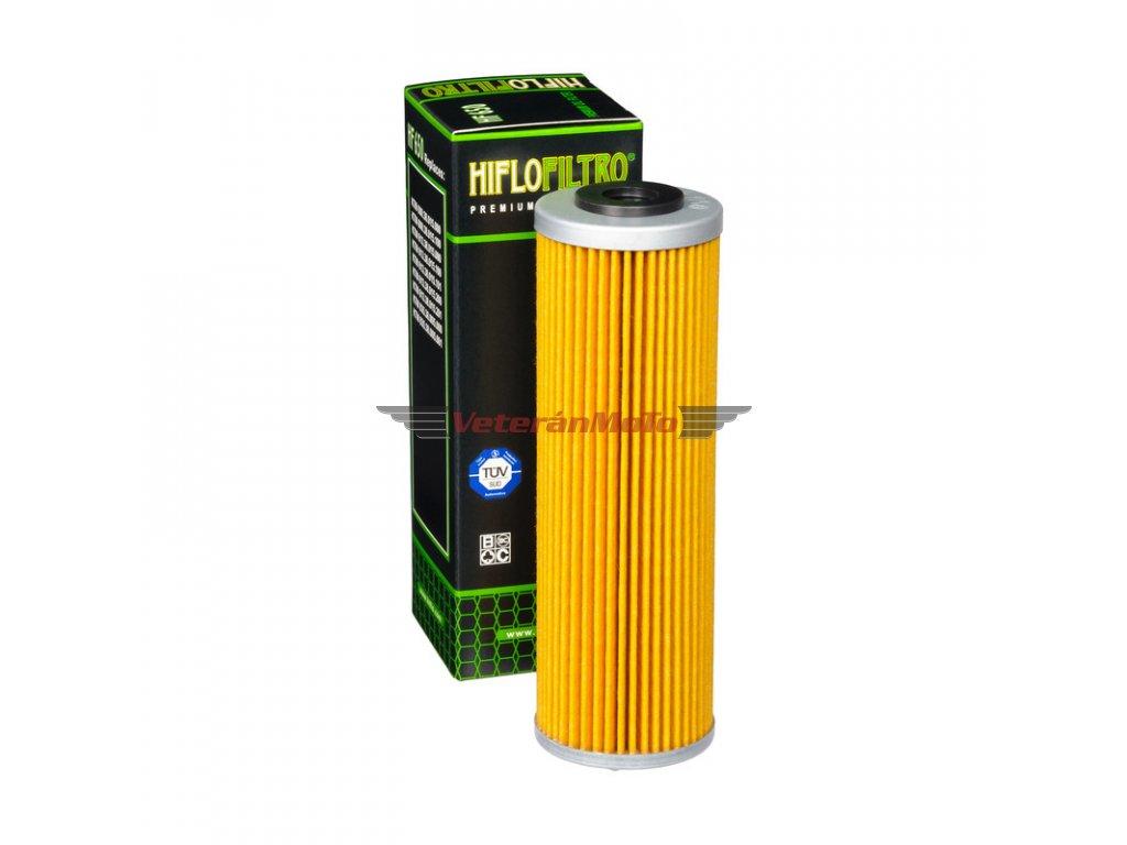 Olejový filtrHIFLOFILTRO HF 650