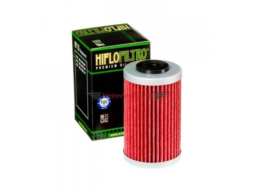 Olejový filtrHIFLOFILTRO HF 155