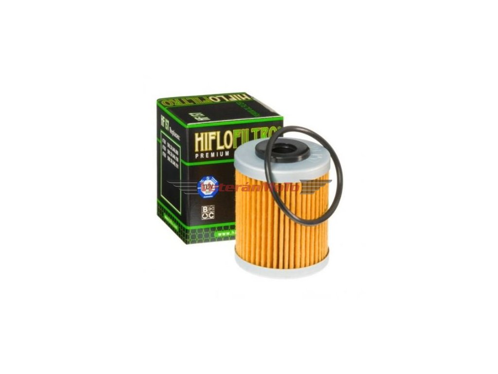 Olejový filtrHIFLOFILTRO HF 157