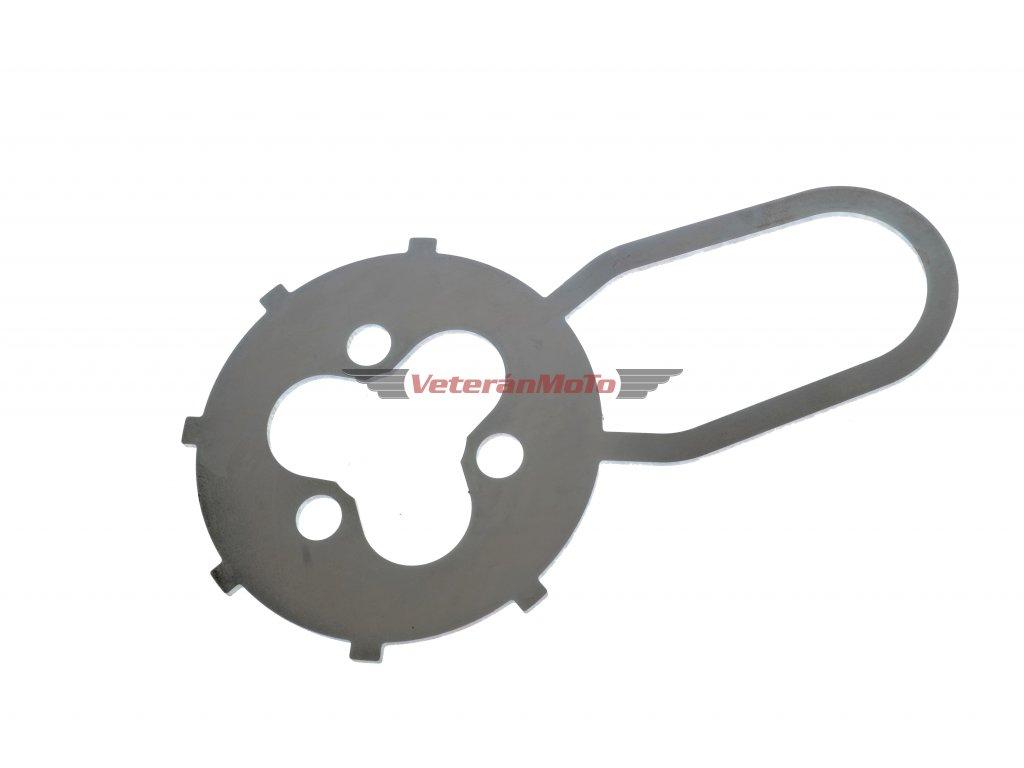 Klíč / přípravek k montáži - demontáži spojkového koše JAWA PANELKA, JAWA 350/634