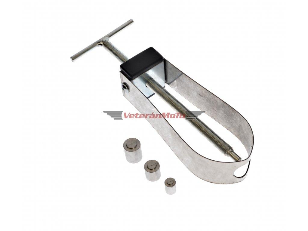 Přípravek pro vylisování pístního čepu s průměry 10-18mm
