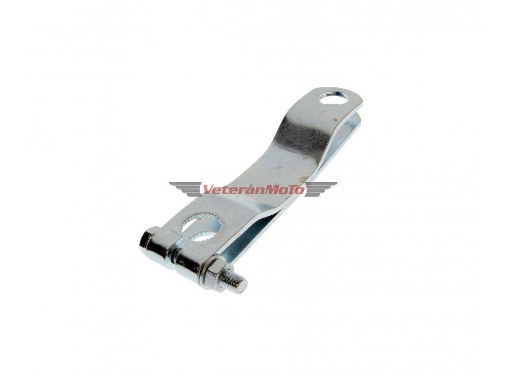 Páčka brzdového klíče - zinek JAWA 50 PIONÝR 20, 21, 23