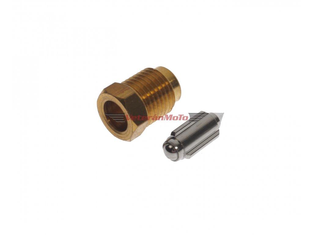 Jehlový ventil karburátoruJAWA 350/638, 639, 640