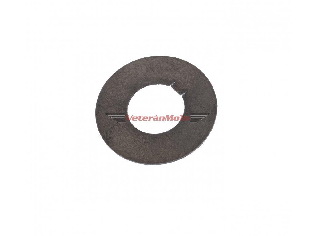 Zajišťující podložka matice spojkového koše JAWA 50 PIONÝR 550, 555