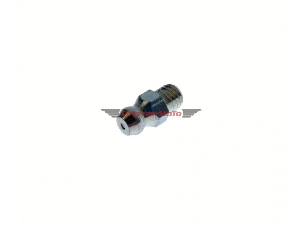 Maznice / maznička M6x1 kulová kola / kyvné vidlice JAWA