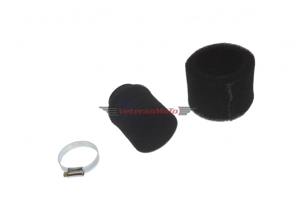Vzduchový filtr D 27-28 molitanový černý