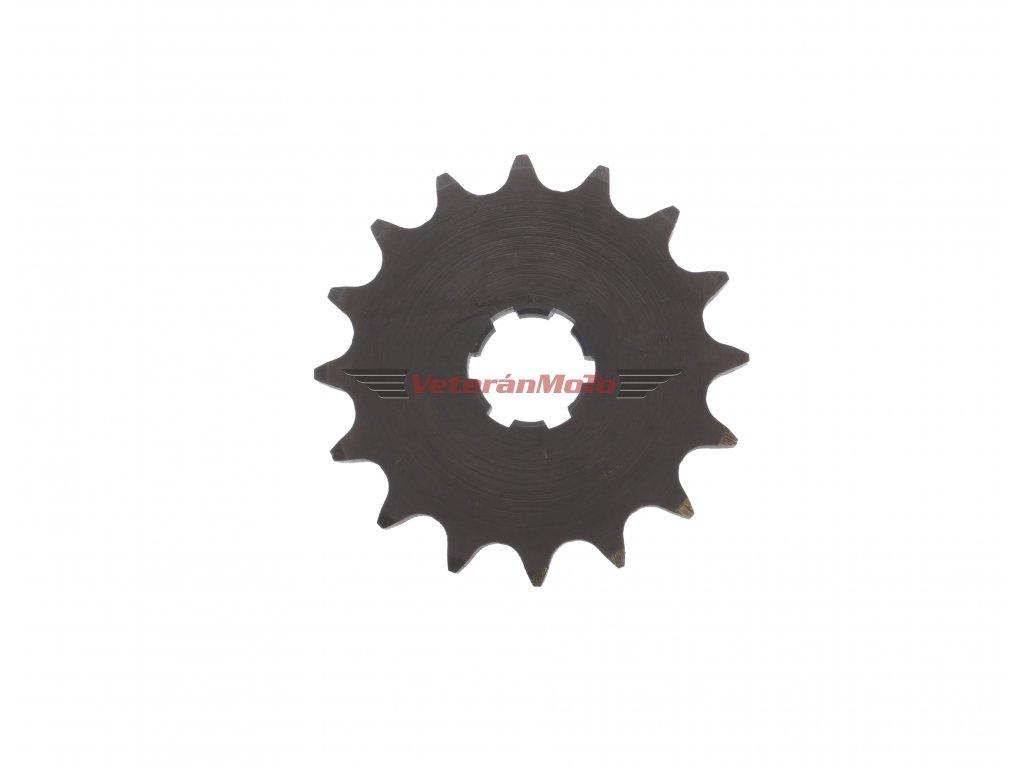 Kolečko řetězu 16 zubů s malým středem JAWA-ČZ 125, 175