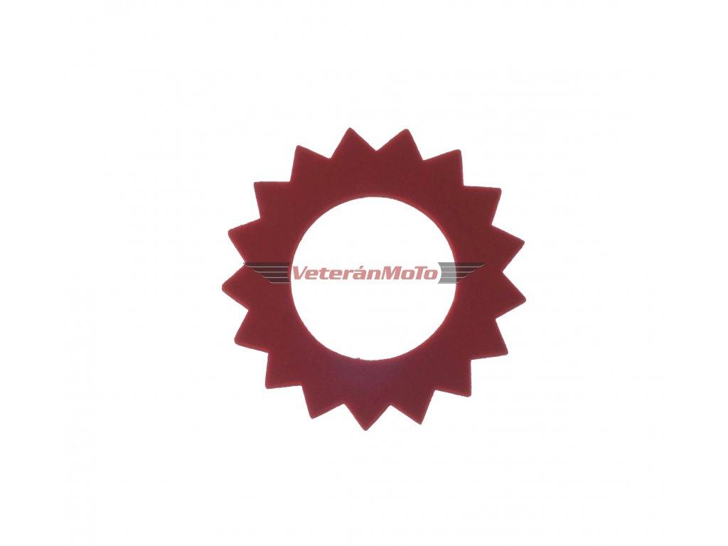 Filc / dečka nádrže červený / červená BABETTA / BABETA 210, 225