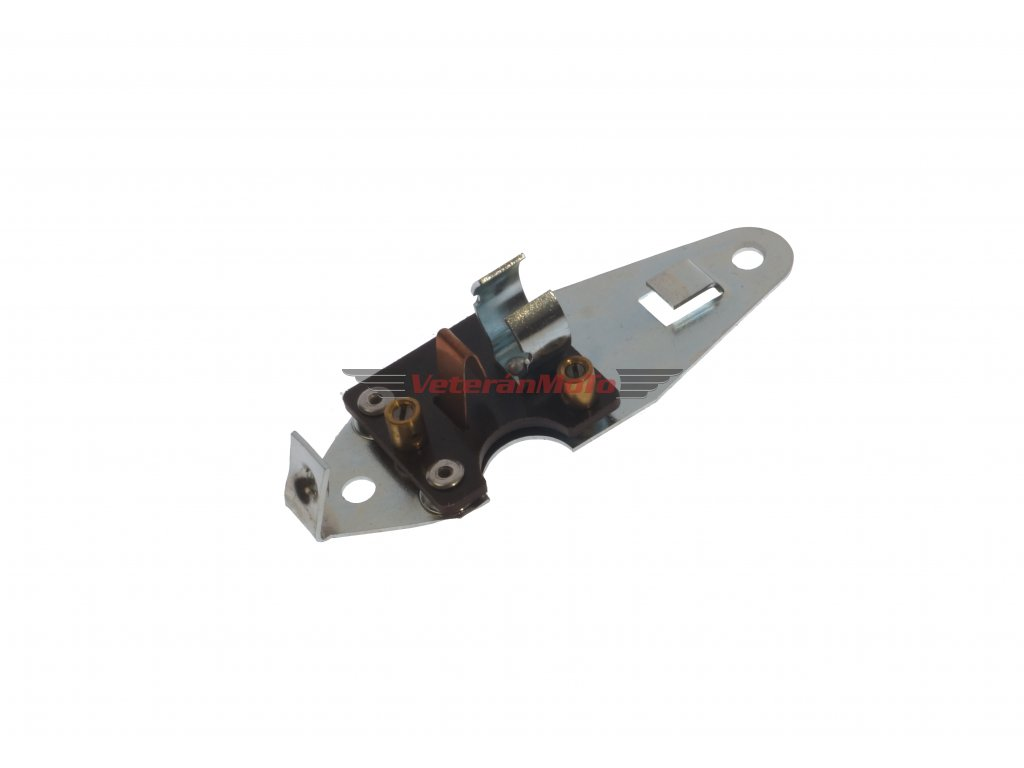 Držák / nosník žárovky zadního světla - 2 kontakty ČZ 125/150C