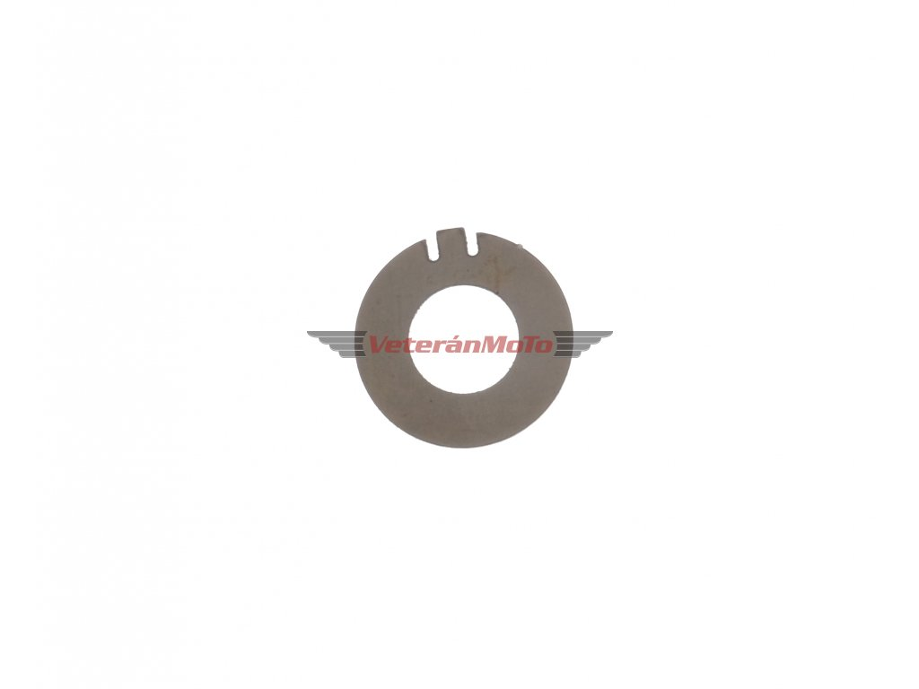 Pojistná podložka matice kola řetězu ČZ 125/150C