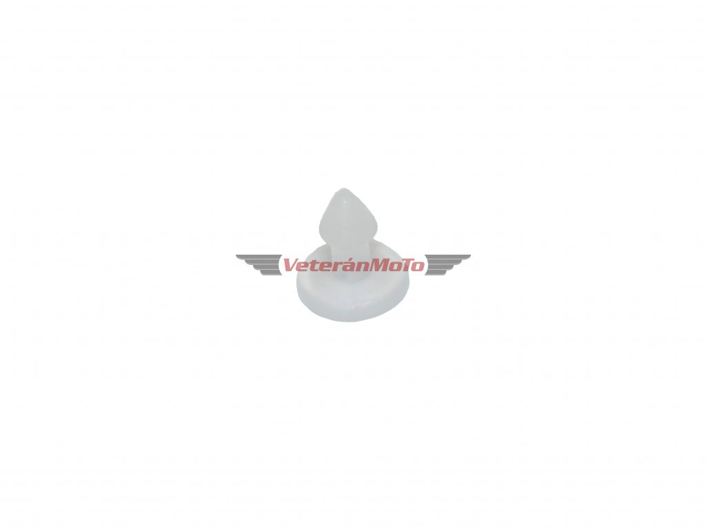 Knoflík / příchytka spojovací pro pásku děrovanou