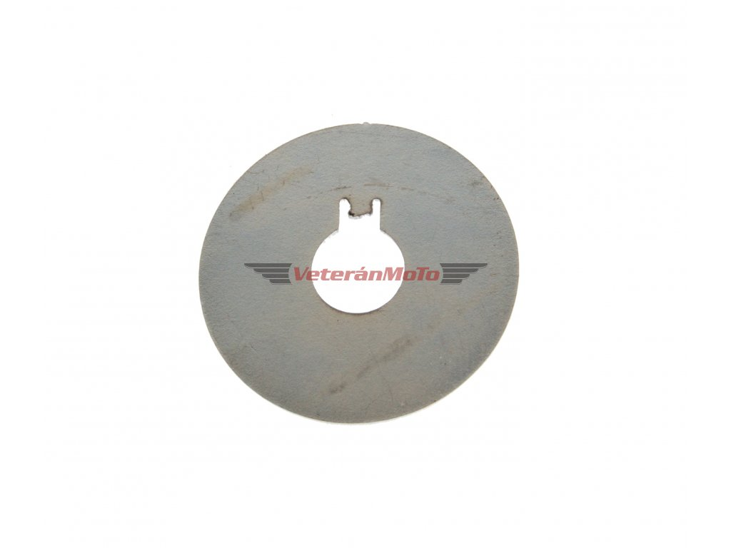 Zajišťující podložka šroubu setrvačníku BABETTA 207